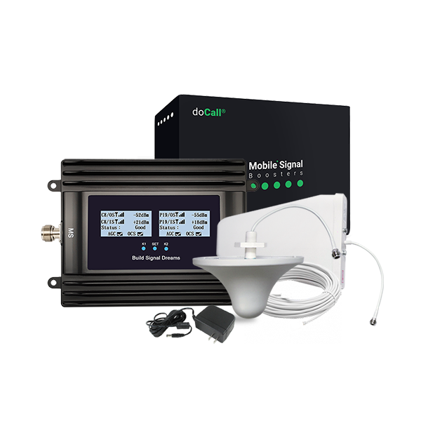 DoCall 5 Band DC5020-US5 Signal Booster